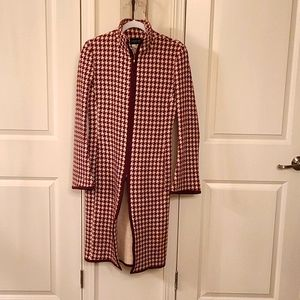 Patricia Pepe Houndstooth Coat